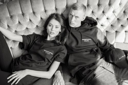 Berlin Brand MARQUE NOIRE Showcases Its Next, All Black Apparel Collection