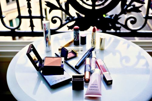 Views from a Parisian Balcony: Warm Neutrals and New By Terry Launches Including the Mascara You Need in Your Life