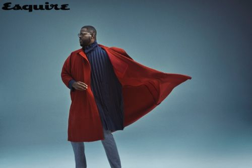 'Us' Star Winston Duke Embraces Fashion-Forward Style for Esquire