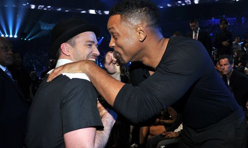 Will Smith Hilariously Trolls Justin Timberlake About His Upcoming Super Bowl Performance!