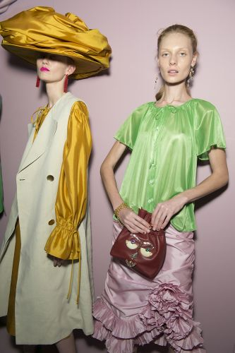 Mulberry: Ready-to-Wear AW18