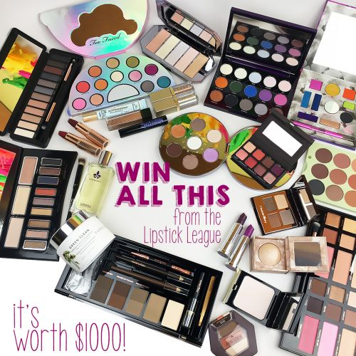 MEGA giveaway: Win $1000 in Beauty Products!