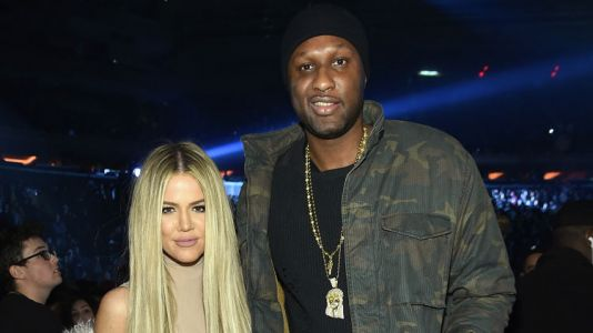Khloé Kardashian Congratulates Ex-Husband Lamar Odom on His Tell-All Book: 'Keep Shining!'