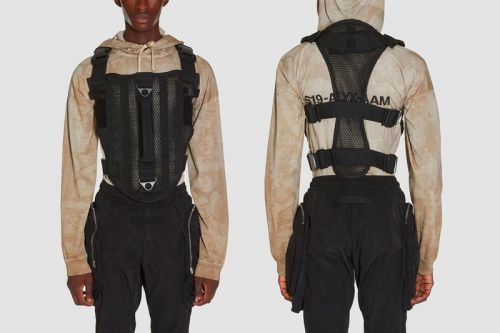 How the Harness Went From BDSM to Streetwear