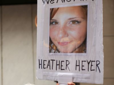 White Nationalists Disavow 'Unite The Right' Organizer After Tweet Insulting Heather Heyer