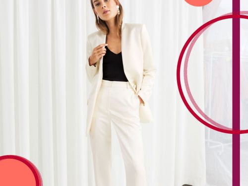 17 Suits To Wear When You're Over Flouncy Dresses For the Holidays