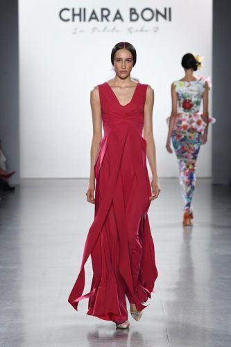 Chiara Boni Spring 2019: New York Fashion Week
