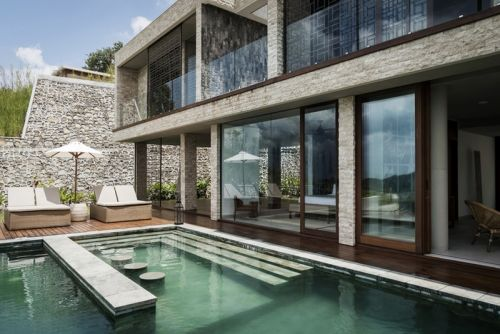 The Maleo Residence in Indonesia is a Luxurious Wellness Retreat