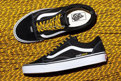 """Coutié & Vans Link up Again on the Collaborative """"One World 2"""" Collection"""