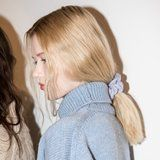 Your Favorite '90s Hair Accessory Got Resurrected From the Dead For NYFW