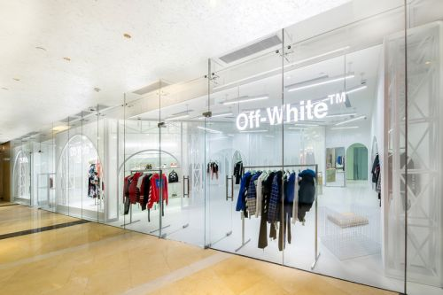 Off-White™ Opens Second Sumptuous Store in Macao