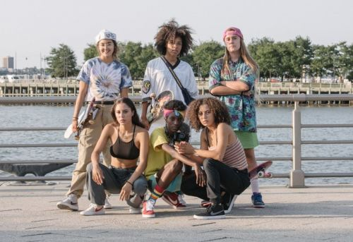The Skate Kitchen Is the All-Girl Skate Crew That's Poised to Take On the Fashion World