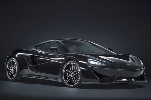 "McLaren Murdered Out the MSO 570GT ""Black Collection"""