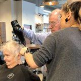 This Man Learned to Style His Wife's Hair After Her Stroke, and I'm Not Crying, You Are