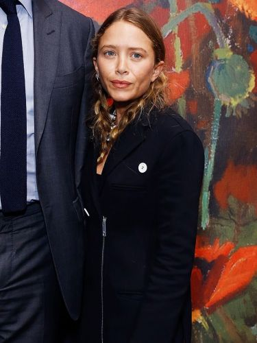 Mary-Kate Olsen, Husband Olivier Sarkozy Step Out for Rare Public Appearance