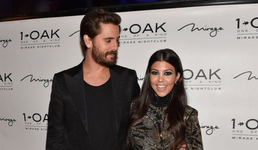 Kourtney Kardashian and Scott Disick Spent Kylie Jenner's Birthday Party Together and *Sigh* We Still Ship It