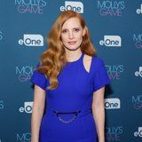 Jessica Chastain Just Cut Off All Her Hair -and It's Never Looked Better