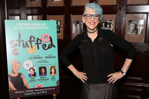 Lisa Lampanelli praises understudy after Nikki Blonsky exits play