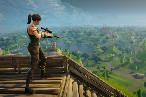 'Fortnite' Almost Made $300 Million USD Last Month