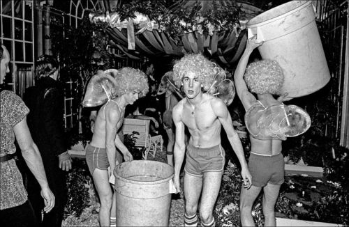 What People Wore to Dance at Legendary Club Studio 54