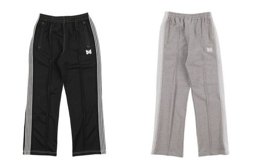 NEEDLES and EMPTYR M Craft Monochromatic Track Pants