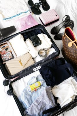 Dallas Travel Diary + What I Packed