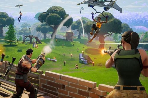 'Fortnite' Made $1.5 Million USD in 4 Days From In-App Purchases