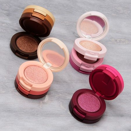 Kaja Beauty Bento Bouncy Shimmer Eyeshadow Trios