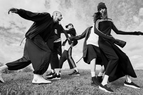 """Y-3's Spring/Summer 2018 Third Chapter Campaign Delivers the """"Modern Street Uniform"""""""