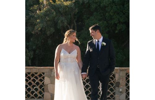 Hold Up, Amy Schumer Is Married?! + 23 Other Secret Celeb Weddings