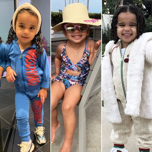 Our ~Dream~ Wardrobe! 20 Times the Kardashian Kid Proved She's Got Awesome Style