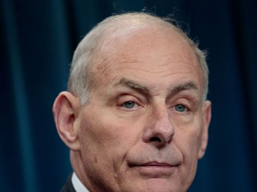 Embattled Chief of Staff John Kelly Will Leave Job at End of the Year, Says Trump