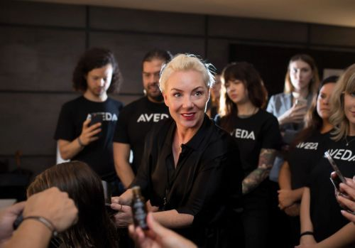 Aveda at New York Fashion Week 2019