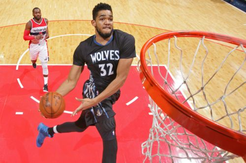 Karl-Anthony Towns Signs Supermax Deal for 5 Years, $190 Million USD