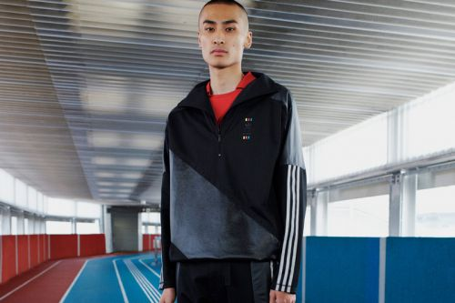 Oyster Holdings Taps adidas for Idealized Traveler Clothing
