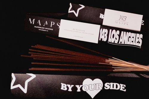 143 & MAAPS Drop Romantic Incense Set at Union LA