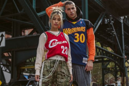 Mitchell & Ness Hits The Uptown Streets in Its Fall/Winter 2017 Hardwood Classics Swingman Collection