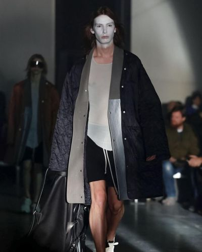 Rick Owens does sleazy glam rock for AW19