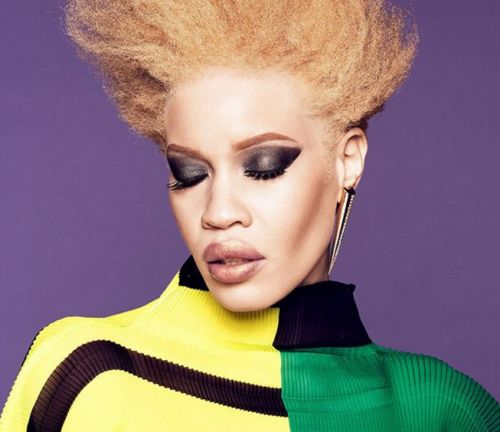 Meet the first model with albinism to front a major beauty campaign