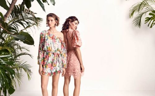 Mytheresa.com x Zimmermann vacation capsule collaboration