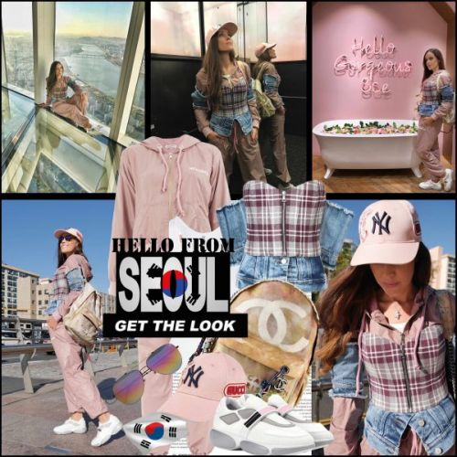 My Look: Hello from Seoul