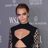 Cara Delevingne Wore a Wig on Her Armpits and Excuse Me, What?