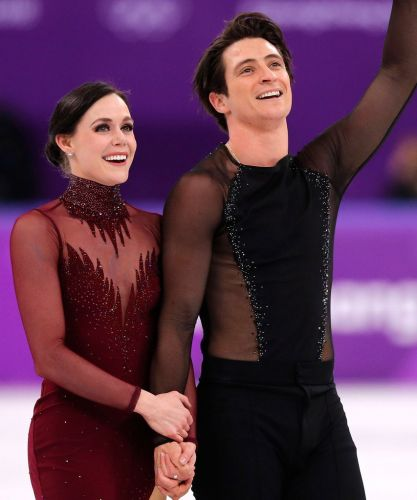 7 Times Tessa & Scott Made Us Want To Take A Cold Shower