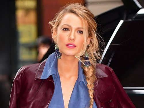 Why Blake Lively Doesn't Want a Stylist to Dress Her