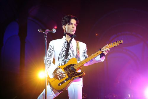 Prince estate launches Twitter account celebrating late artist