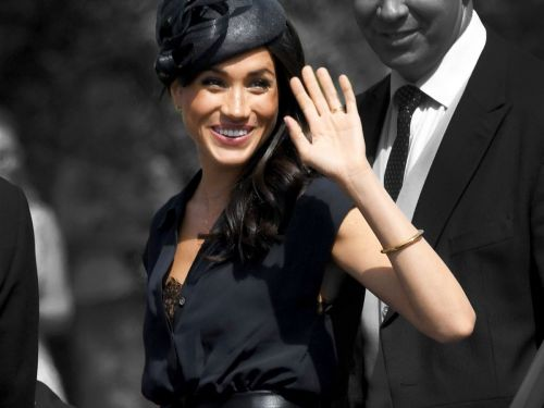Meghan Markle's Sell-Out Club Monaco Dress Is Being Restocked