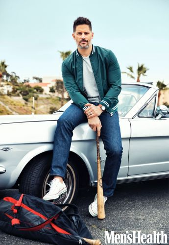 Joe Manganiello Covers Men's Health, Talks 'Bottom of the Ninth'