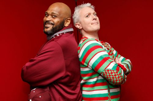 Clay Aiken and Ruben Studdard have fixed 'Baby, It's Cold Outside'