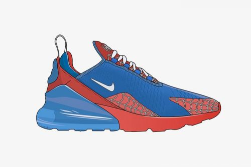 This Illustrator Visualized an Avengers x Nike Collaboration