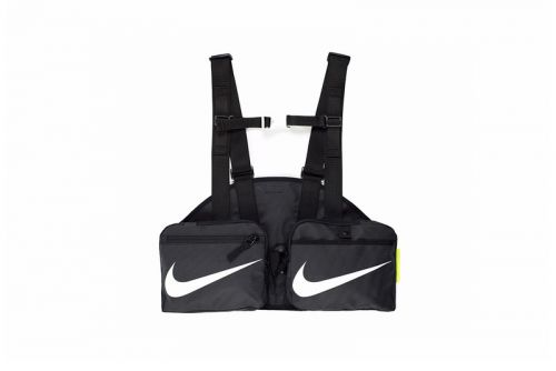 ALCH Crafts a Gilet out of a Nike Duffle Bag